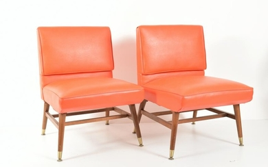 Al Bruce for Mur-Mill Mid-Century Modern Chairs
