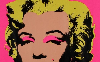 Andy Warhol (Pittsburgh, 1928 - New York, 1987), Marilyn Monroe (Marilyn). 1967.