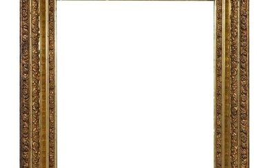 Antique 19th C Picture Frame for Hudson Valley Painting