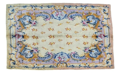Antique French Aubusson