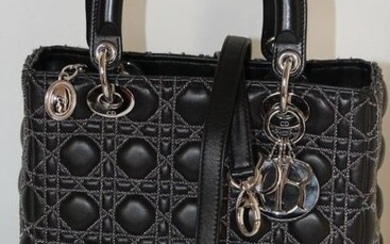 Christian Dior - Lady Dior Medium Handbag