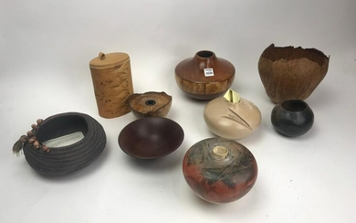 Contemporary Studio Pottery and Vessels