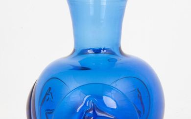 Dominick Labino Art Glass Vase