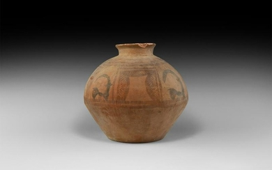Indus Valley Jar with Antelopes