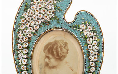 Italian School (19th Century), Micromosaic Picture Frame (19th century)