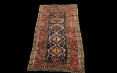 Lot Art Kuba Schirwan Rug 175 Cm