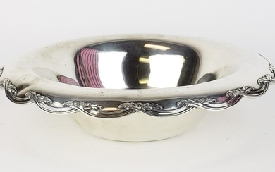 Large Tiffany & Co. Sterling Silver Bowl