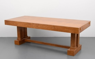 Massive Italian Pre-War Dining/Conference Table
