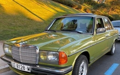 Mercedes-Benz - 280 E (W123) kit AMG - 1979