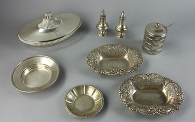 Miscellaneous Sterling Hollowware