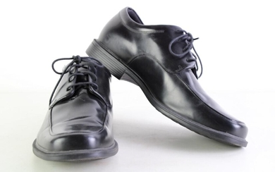 Pair Of Mens Rockport Work Lace-Ups (UK Size 11)