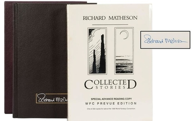 Richard Matheson: Collected Stories.