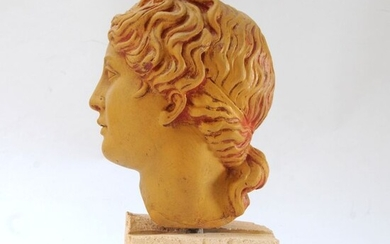 Sculpture, Venus - 51 cm - Wax - Late 20th century