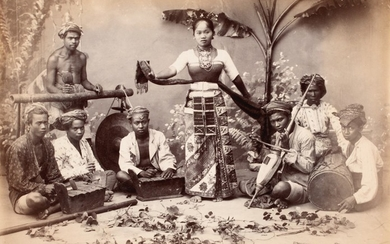 Sumatra and Singapore | album of photographs, c.1890s