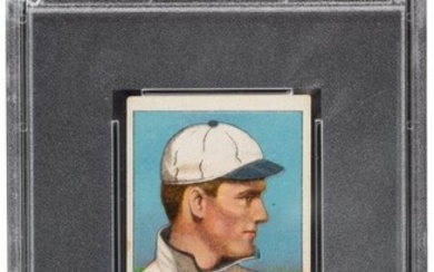 57214: 1909-11 T206 American Beauty 350-No Frame Walter