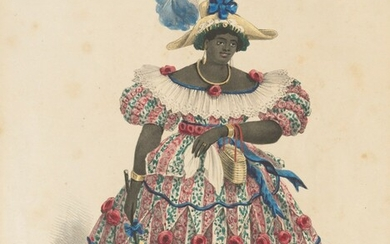 Isaac Mendes Belisario (1795-1849), Sketches of Character, In Illustration of the Habits, Occupation, and Costume of the Negro Population in the Island of Jamaica