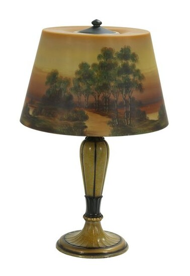 Jefferson Arts and Crafts Table Lamp