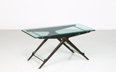 MANIFATTURA ITALIANA Coffee table, 50s.