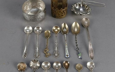 Misc Assorted Sterling Silver Items