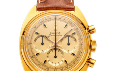 OMEGA, REF. 145.016, SEAMASTER CHRONOGRAPH, GOLD