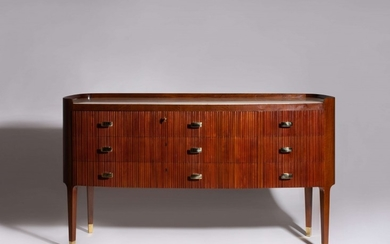 Paolo BUFFA 1903-1970 Commode - Circa 1950