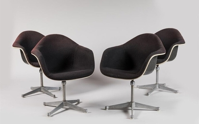 Ray (1907-1958) et Charles (1912-1988) Eames