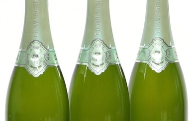 "6 bts. Champagne Brut Grand Cru ""Dream Vintage"", André Clouet 2008 A (hf/in). Oc."