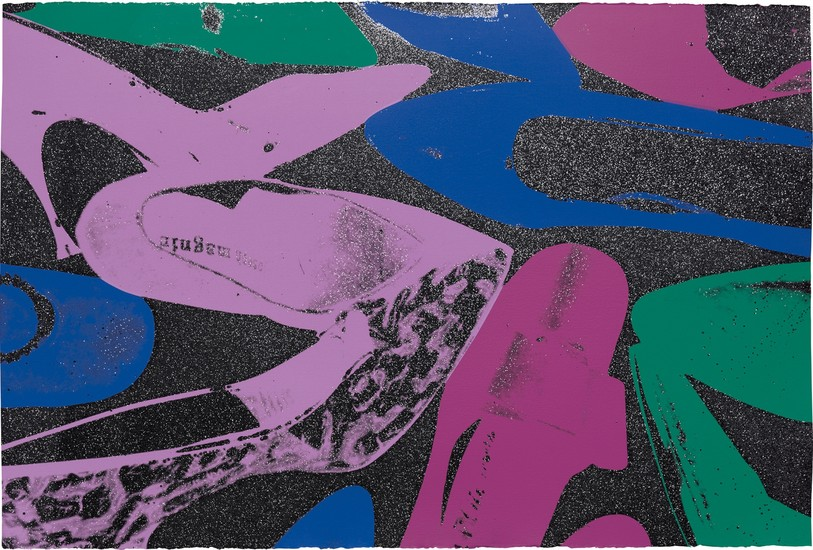 Andy Warhol, Shoes