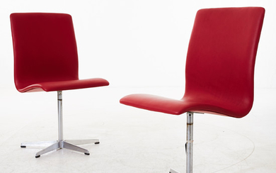 Arne Jacobsen chairs Oxford