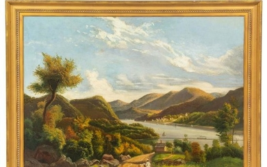 Attributed to Samuel Lancaster Geary (1813-1891)
