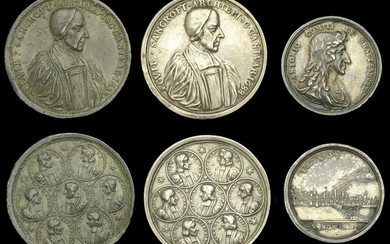 British Historical Medals from Various Properties