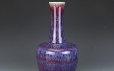 Chinese Jun kiln Porcelain Vase