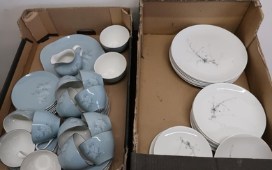 Comprehensive Royal Doulton Forest Glade part tea and dinner...