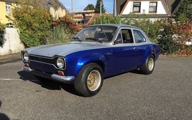 Ford - Escort Twin Cam- 1969