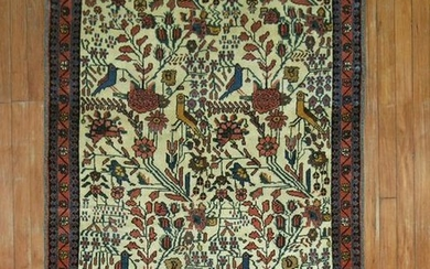 Persian Malayer Pictorial Rug