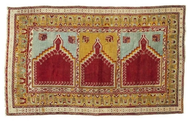 SAF KONIA Hand-knotted and hand-worked carpet, origin