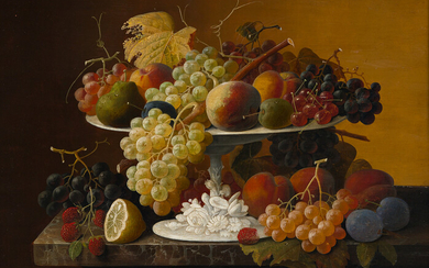 SEVERIN ROESEN Still Life with Fruit