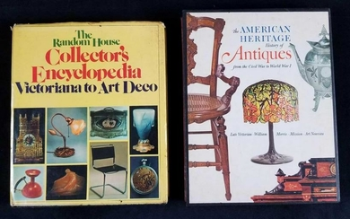 The American Heritage History of Antiques and The