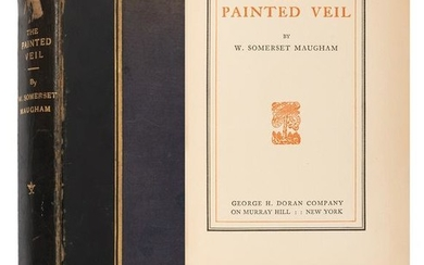 The Painted Veil, [signed].