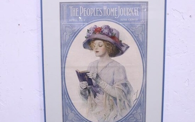 The Peoples Home Journal Apr. 1912 - Complete Magazine