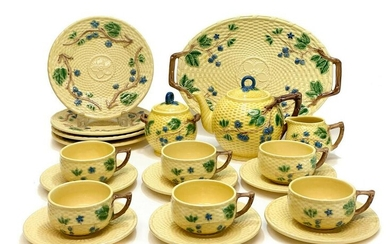 Tiffany & Co Portugal Porcelain Tea & Dessert Set