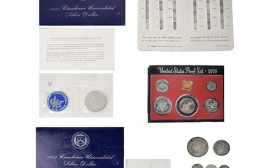 Assorted U.S. Silver Coins