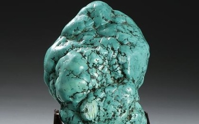 Chinese Turquoise Boulder