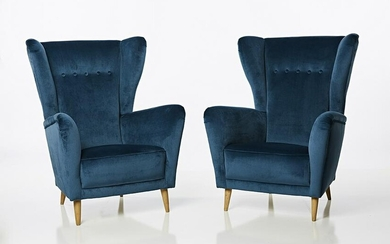 Ico and Luisa Parisi Lounge Chairs (2)