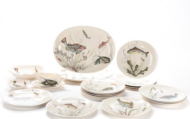 Johnson Brothers Fish tableware parts
