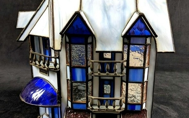 Limited Edition Forma Vitrum Stained Glass 1994