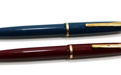 Lot of 2 Fountain Pens made by Artus