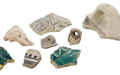 Over 20 Assorted Pottery Sherds