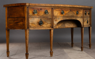 Sideboard / chest, mahogany