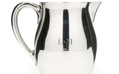 Sterling Silver Revere Pitcher